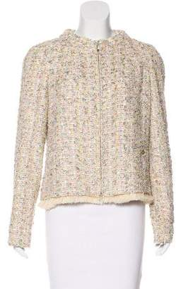 Chanel Embellished Tweed Jacket