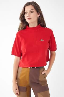 Urban Renewal Vintage Remade Mock-Neck Polo Shirt