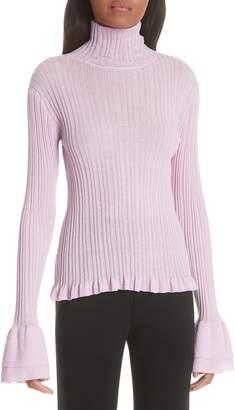 Cinq à Sept Zabrina Flare Cuff Sweater