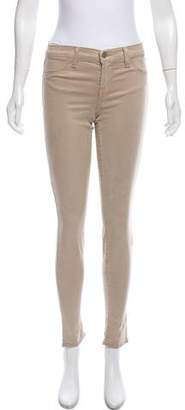 Magaschoni Mid-Rise Wide-Leg Pants w/ Tags