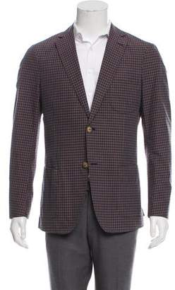 Michael Bastian Plaid Sport Coat