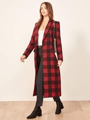 Reformation Middlebury Coat