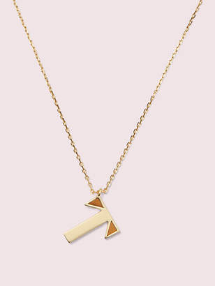 Kate Spade Truly Yours T Pendant, Gold