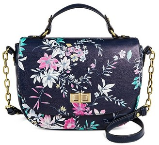 Merona Women's Saddle Handbag $26.99 thestylecure.com