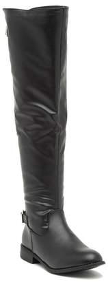 Wild Diva Lounge Oksana Over-The-Knee Boot