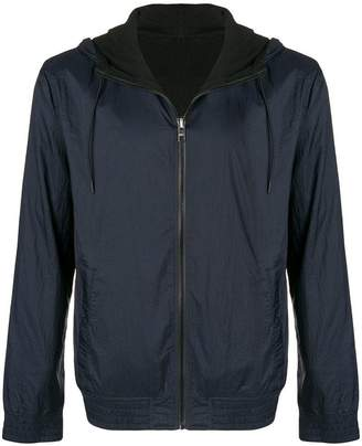 HUGO BOSS zip hooded jacket