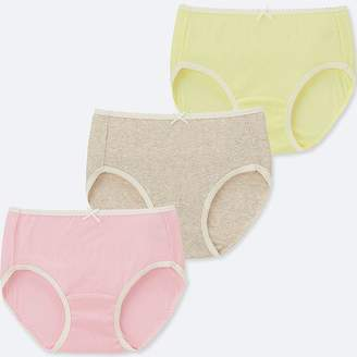 Uniqlo Girl's Shorts (set Of 3)