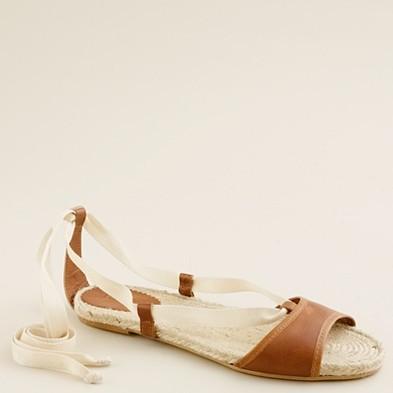 Eva espadrille sandals
