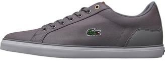 c39b78ea011b5 Mens Grey Lacoste Trainers - ShopStyle UK