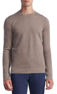 COLLECTION Tech Merino Wool Crewneck Sweater