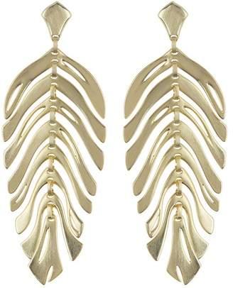 Kendra Scott Lotus Earrings