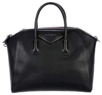 Givenchy Sugar Leather Antigona Satchel