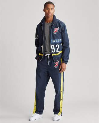 Ralph Lauren Indigo Stadium Tear-Away Pant