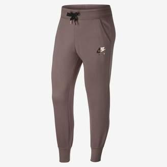 Nike Women's Fleece Metallic Pants