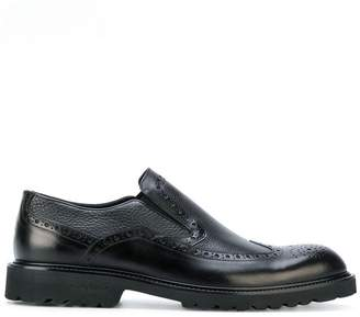 Baldinini slip-on brogues