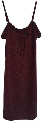 Urban Outfitters Burgundy Dress for Women