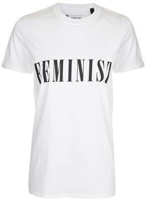 Tee & cake Feminist t-shirt