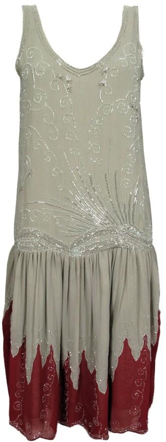 Mes Demoiselles Chloe Beaded Dress