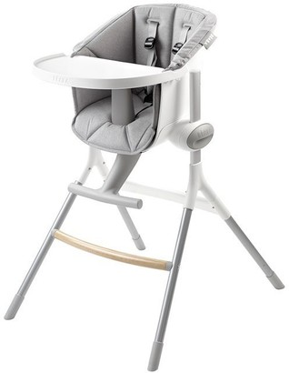 Beaba Up and Down High Chair with 6 Adjustable Levels and Removable Tray