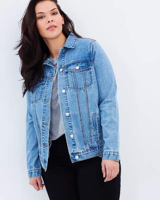 ICONIC EXCLUSIVE - Taylor Denim Jacket