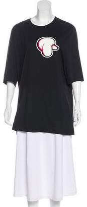 3.1 Phillip Lim Short Sleeve Poodle T-Shirt