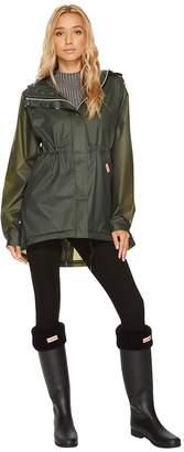 Hunter Vinyl Smock Women's Coat