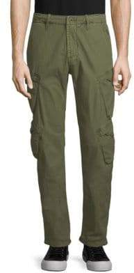 Jet Lag Relaxed Cargo Pants