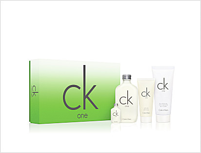 Calvin Klein 4 Piece One Gift Set