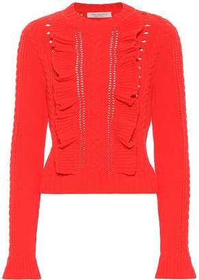Philosophy di Lorenzo Serafini Ruffle sweater