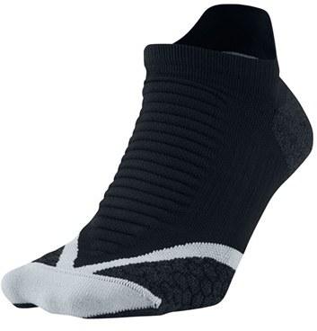 Nike 'Elite' Cushioned No-Show Tab Running Socks