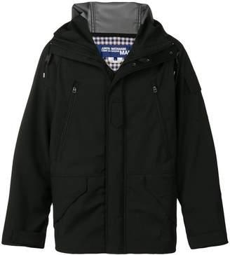 Junya Watanabe hooded jacket
