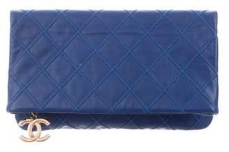 Chanel Thin City Clutch