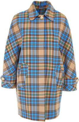 Essentiel Check Coat