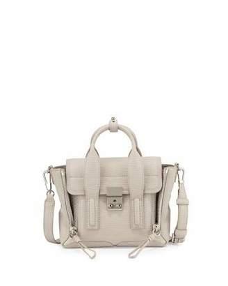 3.1 Phillip Lim Pashli Mini Leather Satchel Bag, Feather $695 thestylecure.com