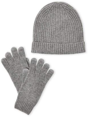 Qi Hat & Tech Glove Set