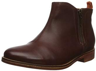 J Shoes Women's Kellen Side-Zip Ankle Boot