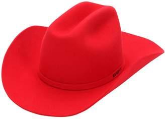 Calvin Klein Rabbit Fur Felt Cowboy Hat