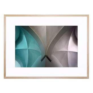 United Artworks Arch Ii Acrylic Print With Frame