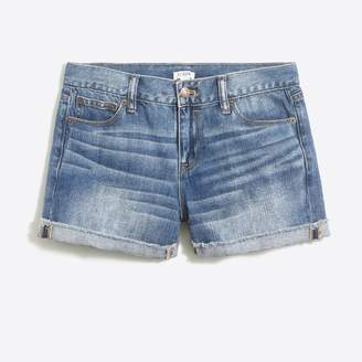 J.Crew Factory Denim short in Irving wash