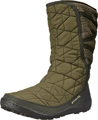 Columbia Women's Minx Mid Slip Tweed Winter Boot $47.45 thestylecure.com