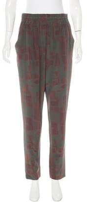 IRO Silk Printed Pants w/ Tags