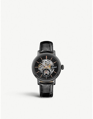 Ingersoll I05704 Smith stainless steel and leather watch