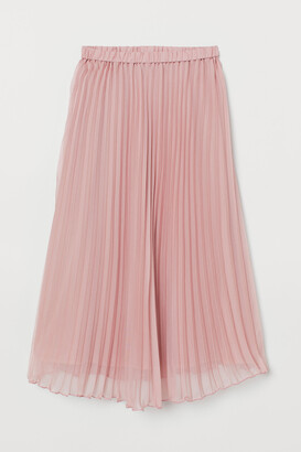 H&M Pleated Skirt