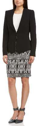 Basler Women's 918109.001 Long Sleeve Jacket,(Manufacturer Size:34)