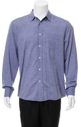 Acne Studios Isherwood Oxford Shirt