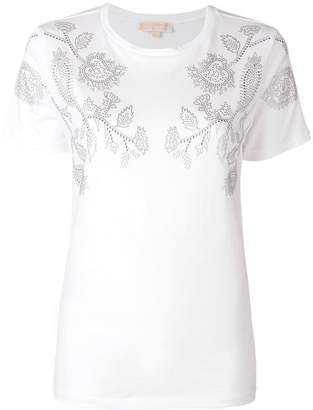 MICHAEL Michael Kors micro stud T-shirt