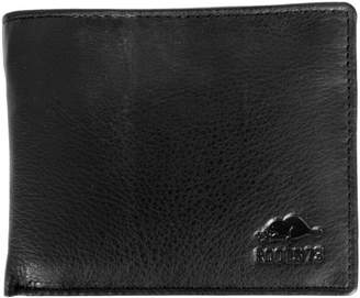 Roots 73 Silhouette Slimfold Leather Wallet