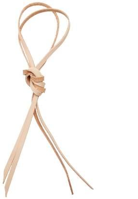 Hender Scheme MIP 04 Leather Shoe Laces