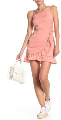 Cotton On Kiki Ruffle Trim Mini Dress