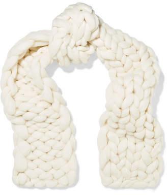 Eugenia Kim Igby Oversized Wool Scarf - Ivory